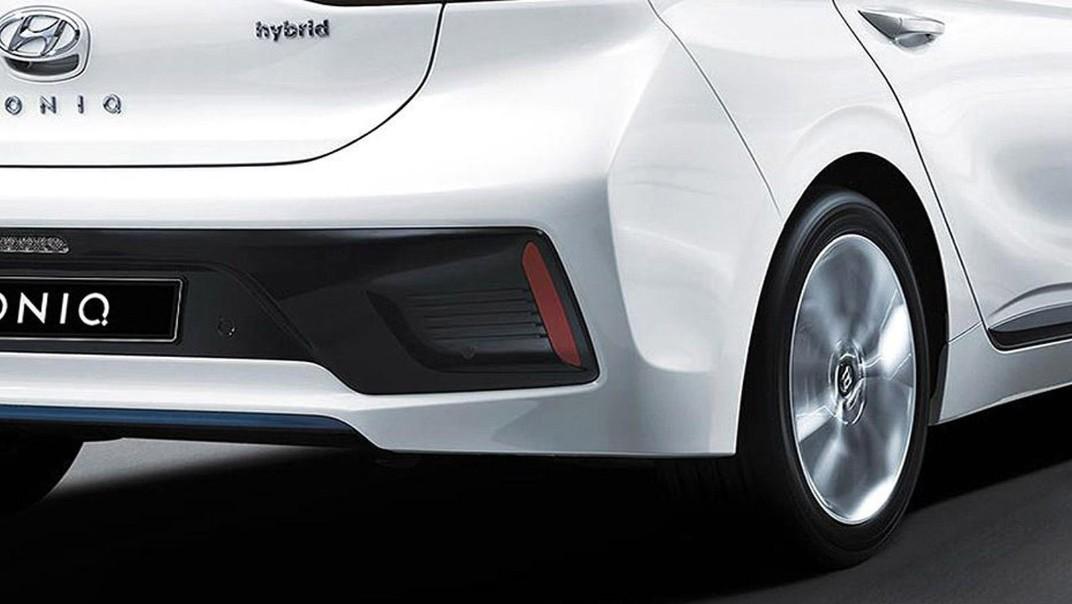 Hyundai Ioniq 2020 Exterior 002