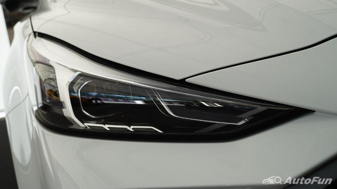 2021 MG 5 Upcoming Version Exterior 007