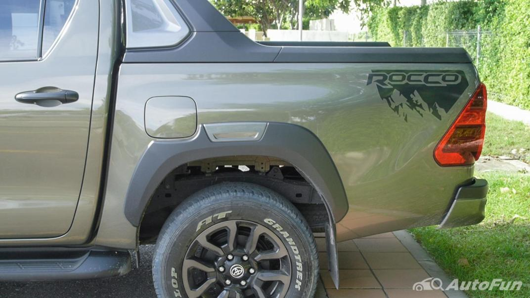 2020 Toyota Hilux Revo Double Cab 4x4 2.8High AT Exterior 037