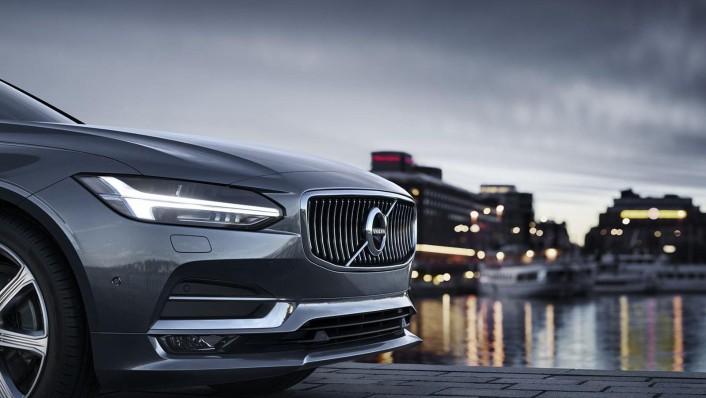 Volvo S90 2020 Exterior 002