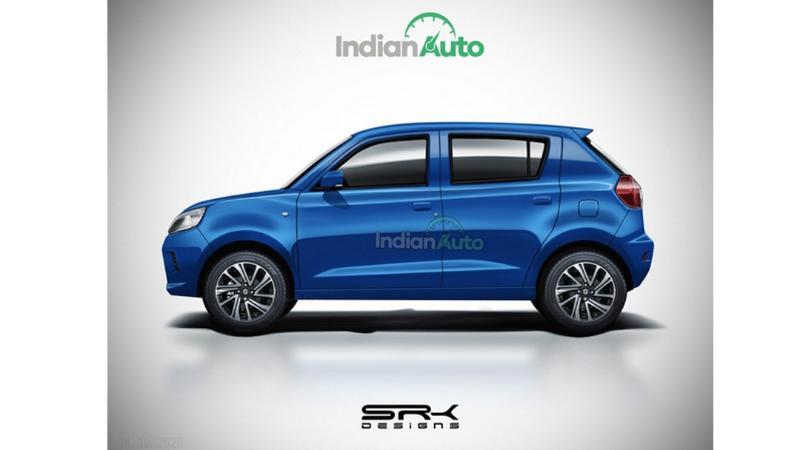 แบบนี้ใช่เลย! 2022 Suzuki Celerio เรนเดอร์เสมือนจริง น่ารักน่าใช้งานยิ่งกว่าเดิม 02
