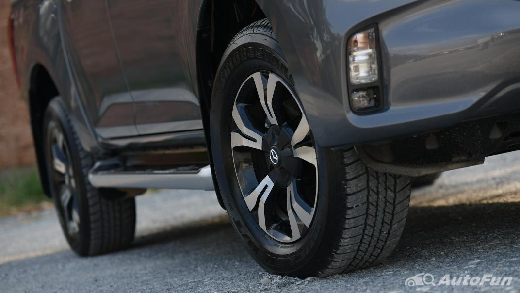 2021 Mazda BT-50 Pro Double Cab 3.0 SP 6AT 4x4 Exterior 020