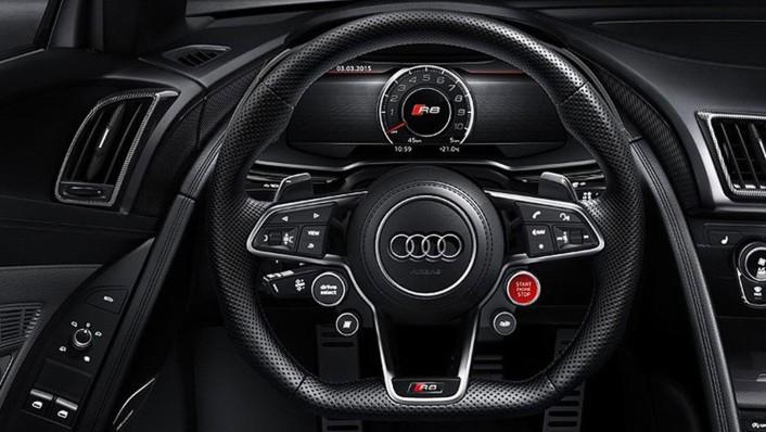 Audi R8 2020 Interior 002
