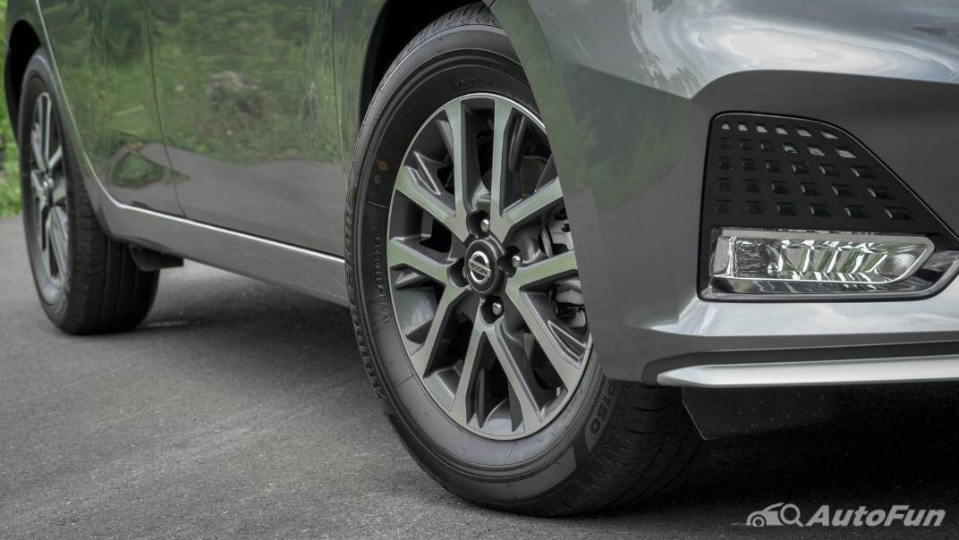 2021 Nissan Almera 1.0L Turbo V Sportech CVT Exterior 020