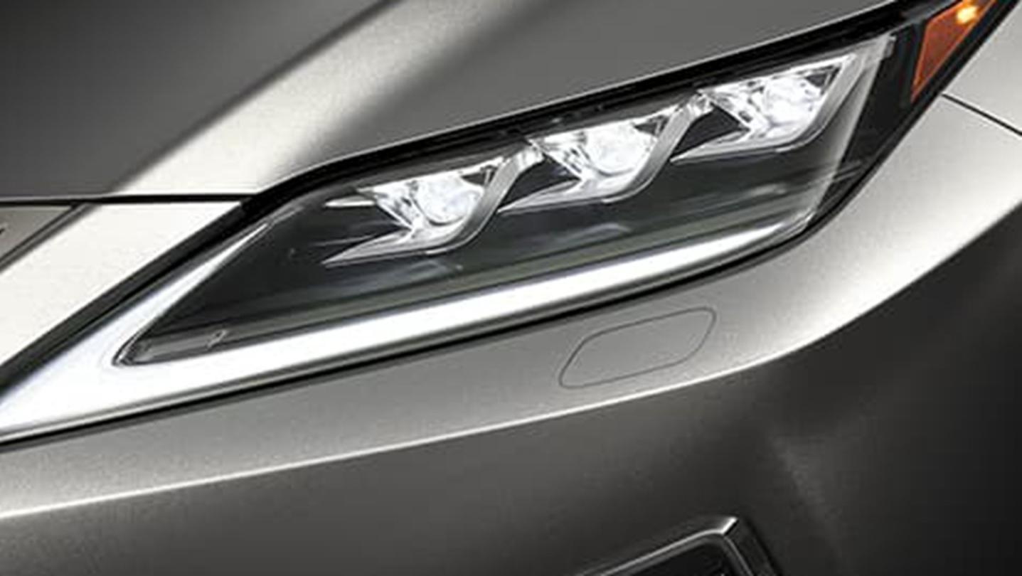 Lexus RX 2020 Exterior 003