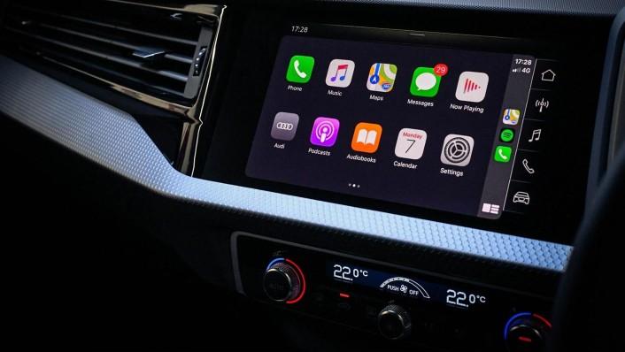Audi A1 Sportback 2020 Interior 002