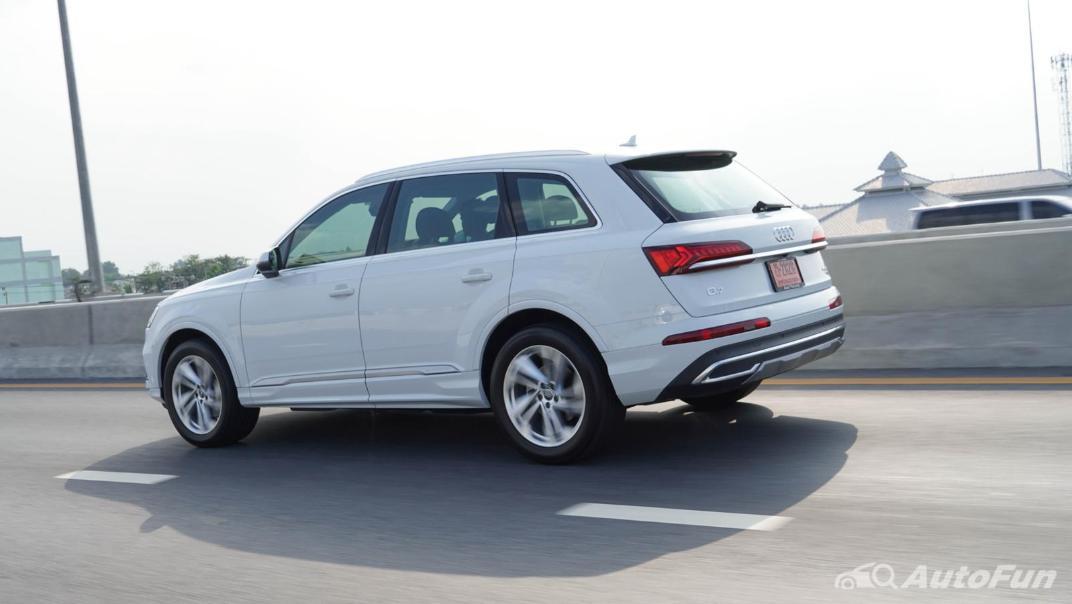 2020 Audi Q7 3.0 45 TDI Quattro Exterior 027