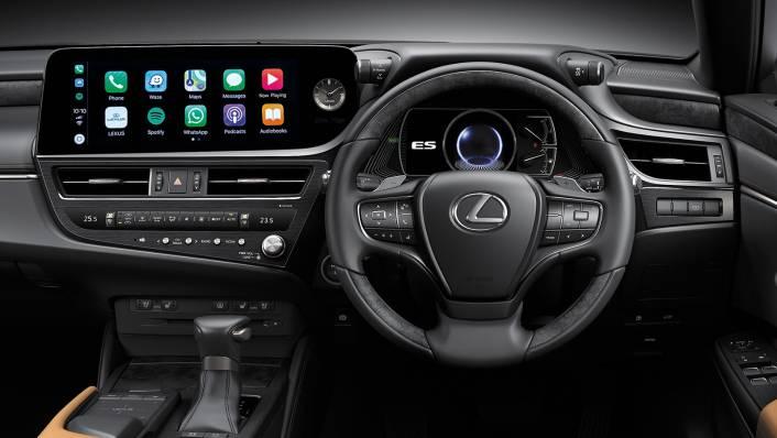 2021 Lexus ES 300h Premium Interior 002