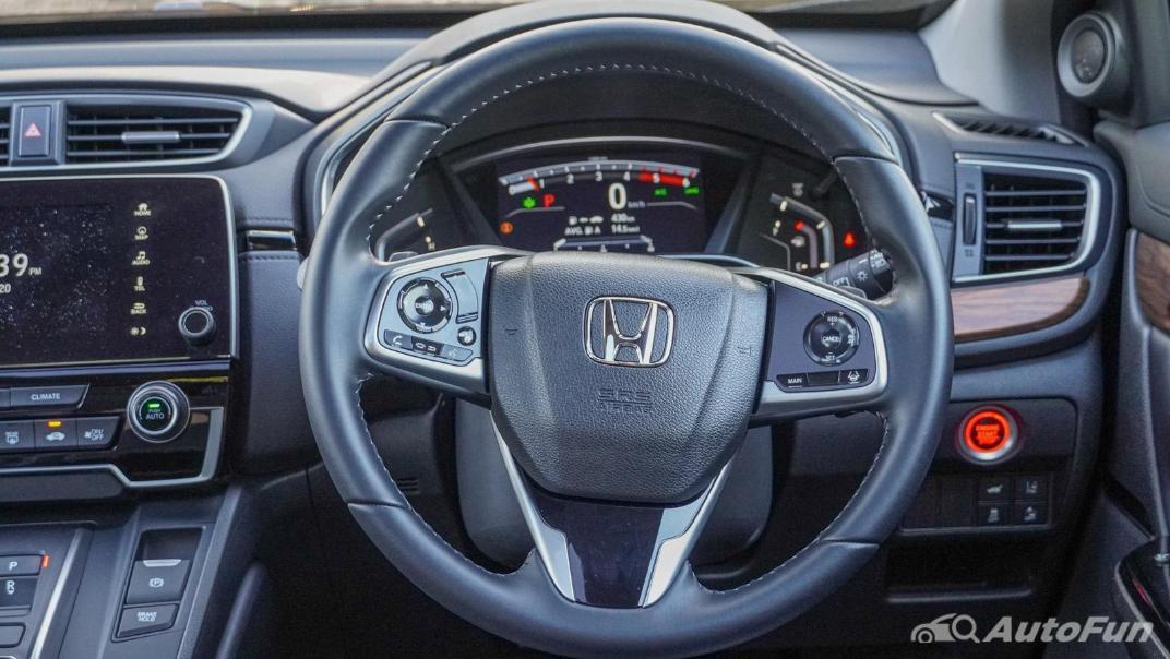 2020 1.6 Honda CR-V DT-EL 4WD Interior 003