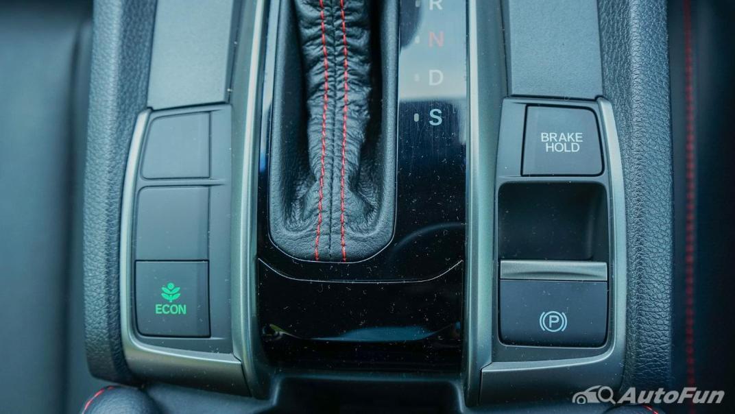 2020 Honda Civic 1.5 Turbo RS Interior 083