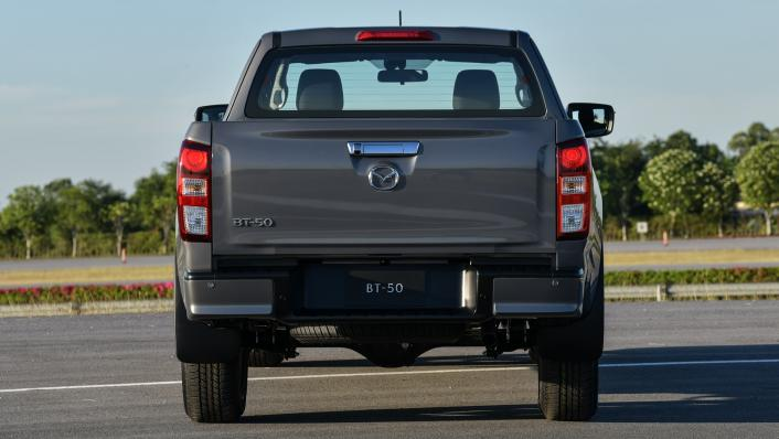 2021 Mazda BT-50 Freestyle cab Upcoming Version Exterior 009