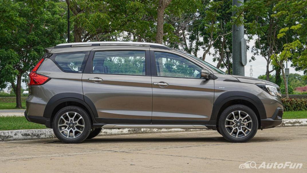 2020 1.5 Suzuki XL7 GLX Exterior 004