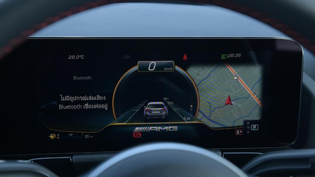 2021 Mercedes-Benz GLA-Class 35 AMG 4MATIC Interior 027