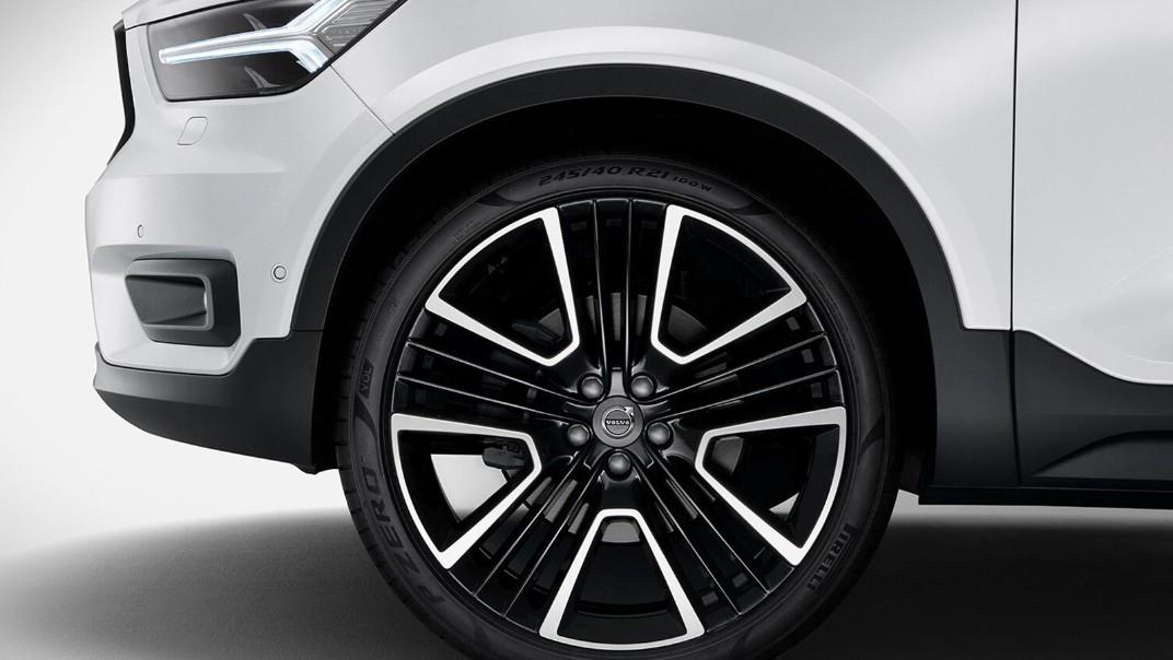 Volvo XC 40 2020 Exterior 026
