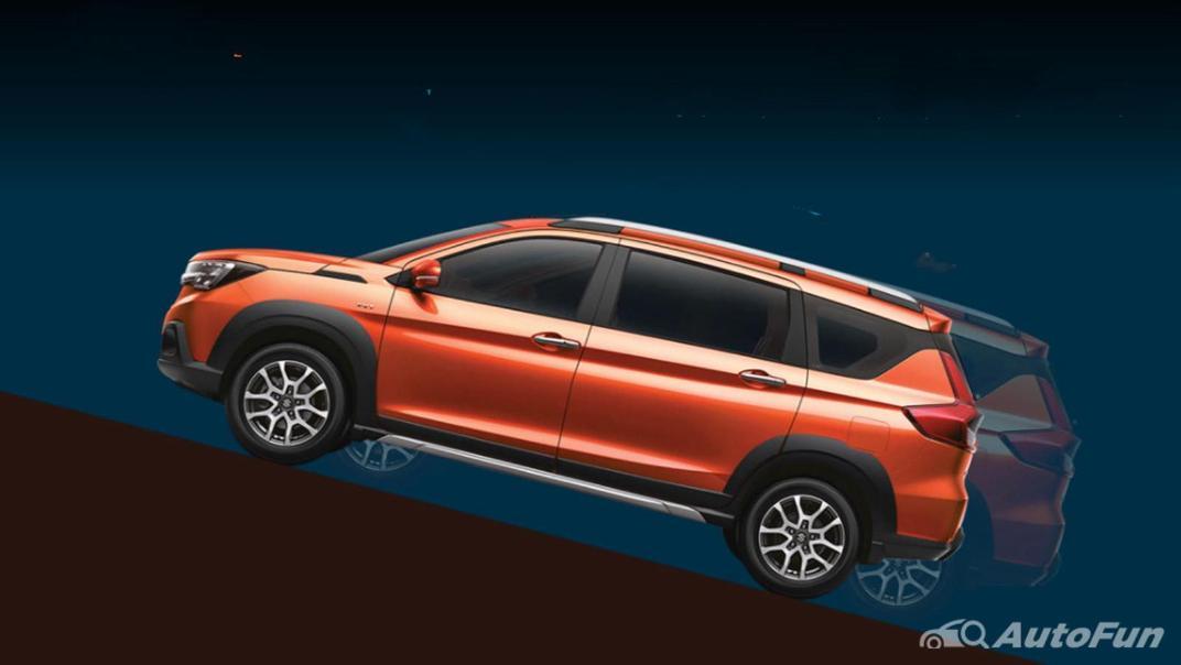 Suzuki XL7 2020 Exterior 003