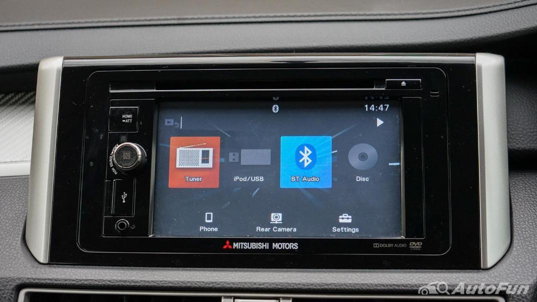 2020 1.5 Mitsubishi Xpander GLS-LTD Interior 013