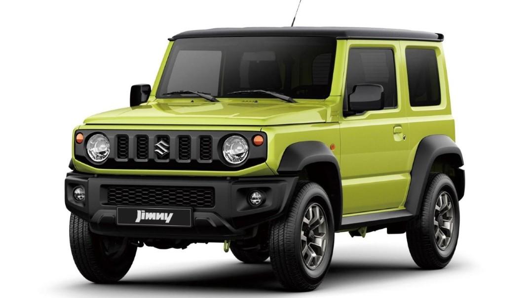 Suzuki Jimny 2020 Exterior 001