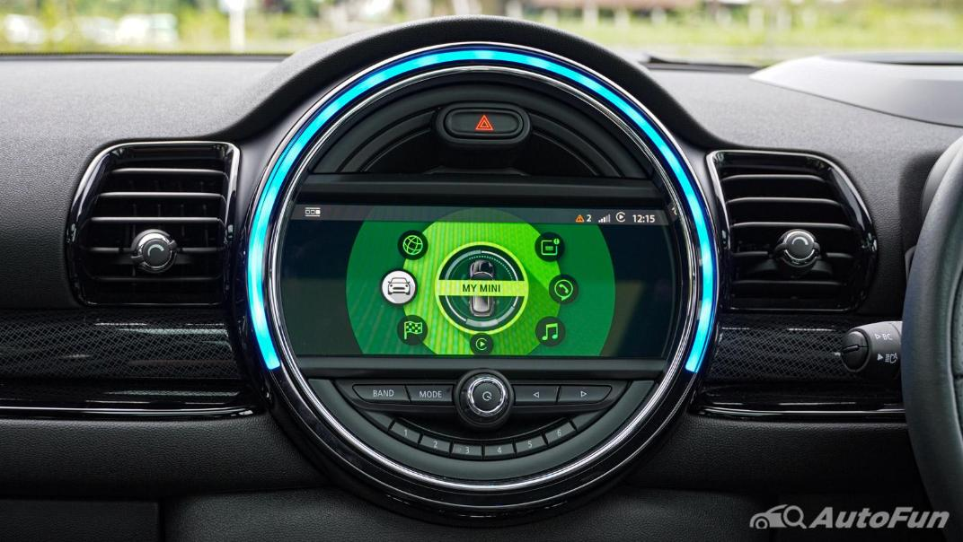 2020 2.0 Mini Clubman John Cooper Works Interior 011