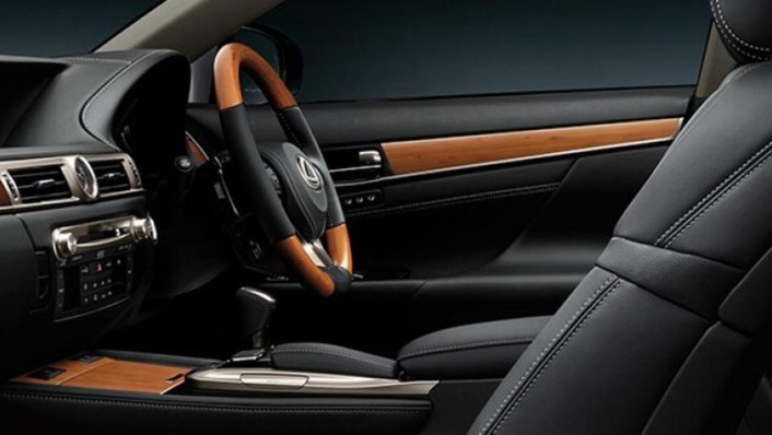 Lexus GS Public 2020 Interior 002