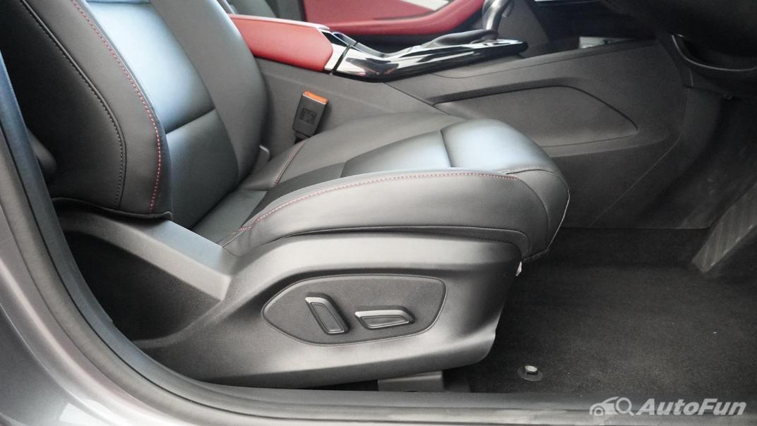 2021 MG 5 Upcoming Version Interior 014