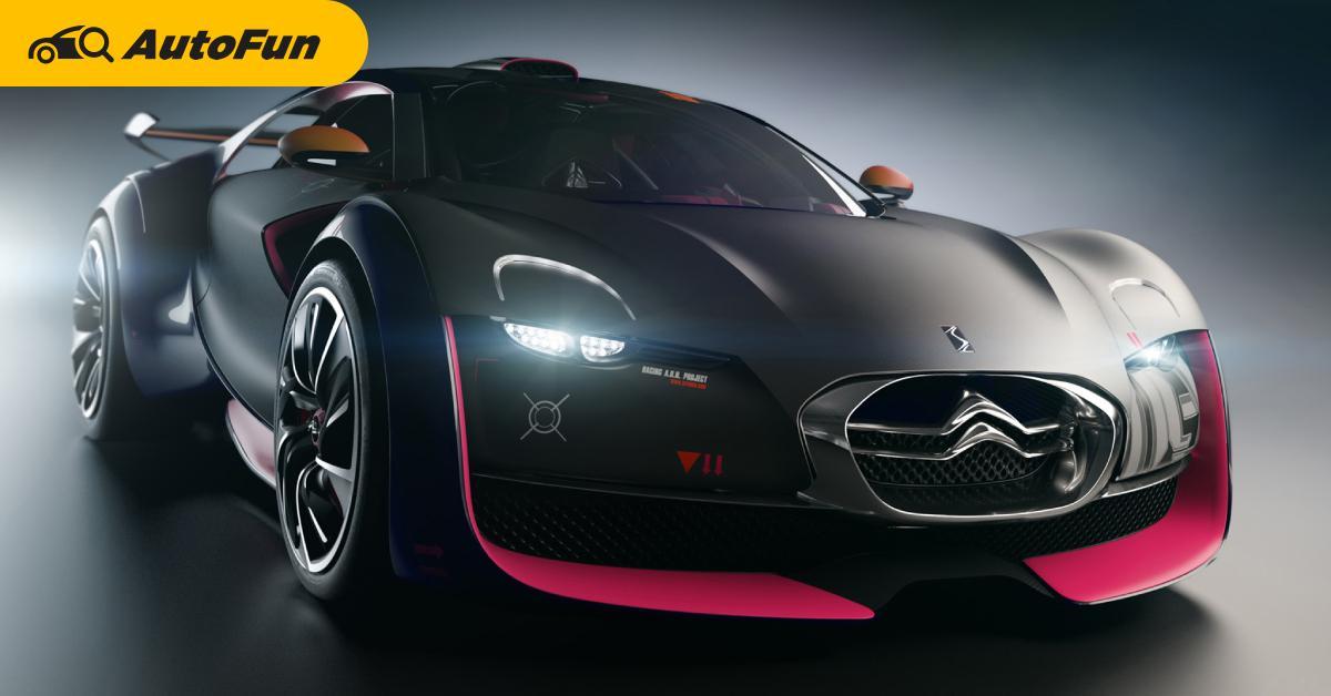 Concept Cars สวย หรู ดูดี แต่ไม่ได้มีไว้ขาย แล้วมันเอาไว้ทำอะไรกัน 01
