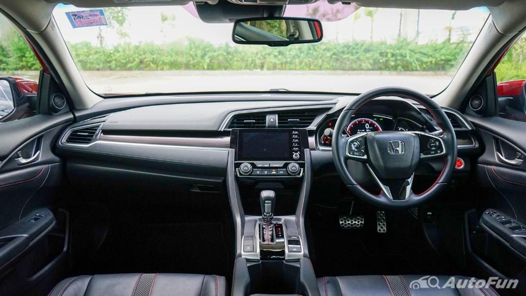 2020 Honda Civic 1.5 Turbo RS Interior 001