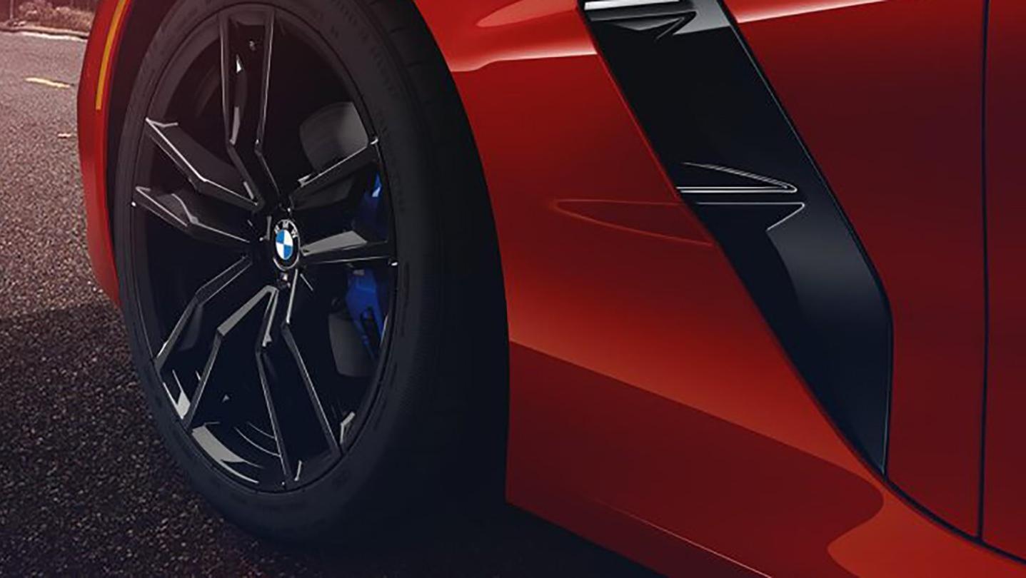 BMW Z4 Roadster 2020 Exterior 005