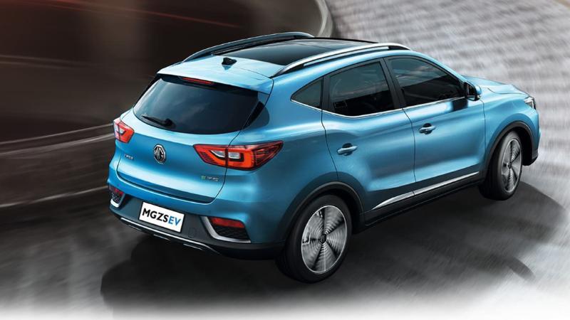 ใครจะซื้อควรรอก่อนไหม? 2021 MG ZS EV โฉมใหม่จะมีระยะทางขับขี่ด้วยไฟฟ้าไกลขึ้น 02