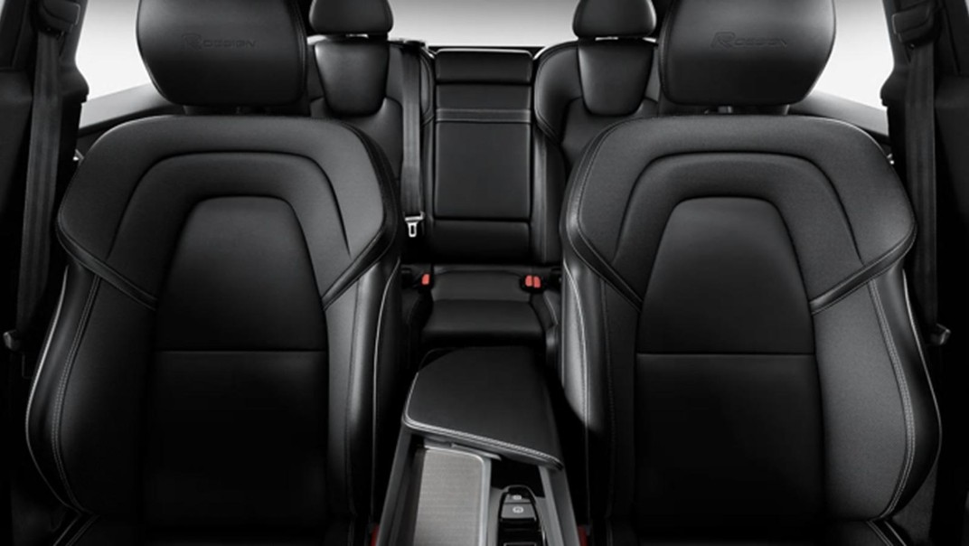 Volvo XC 60 2020 Interior 010