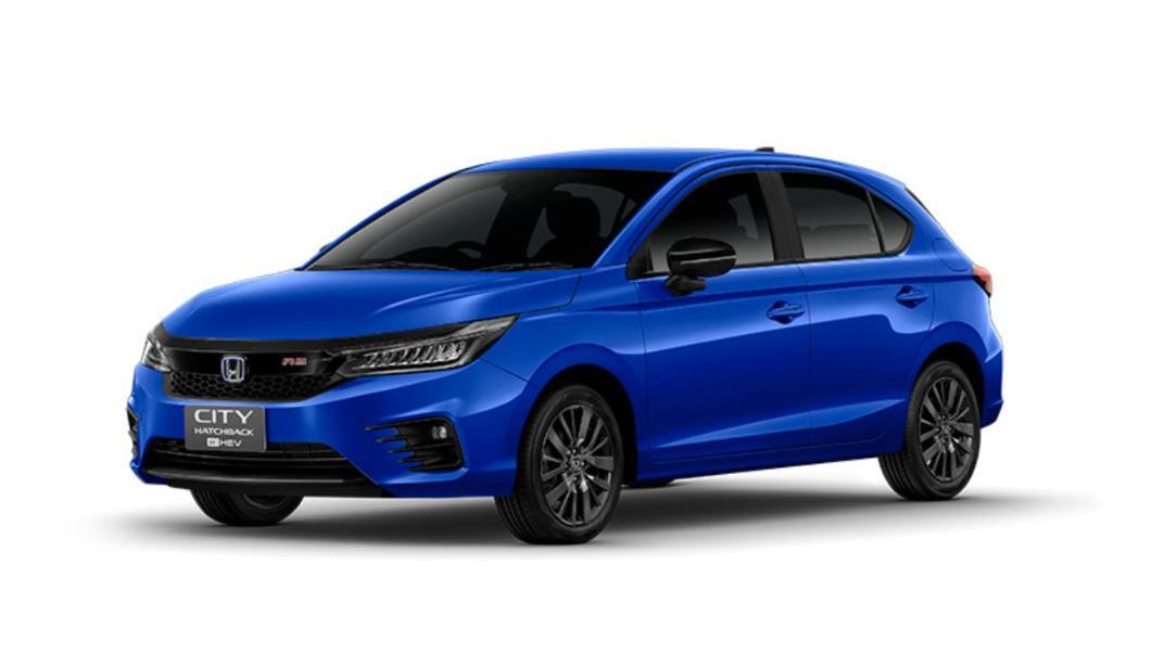 2021 Honda City Hatchback e:HEV RS Exterior 071