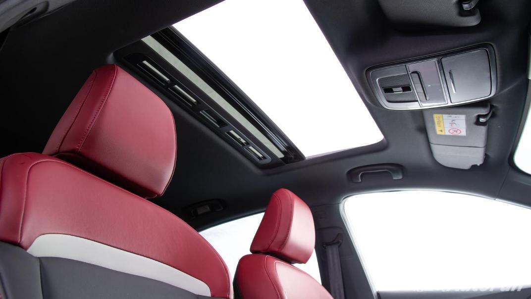 2021 MG 5 Upcoming Version Interior 081
