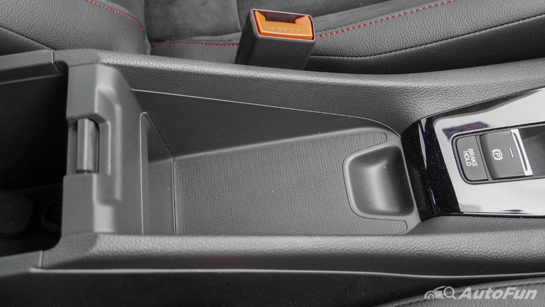2021 Honda City e:HEV RS Interior 032