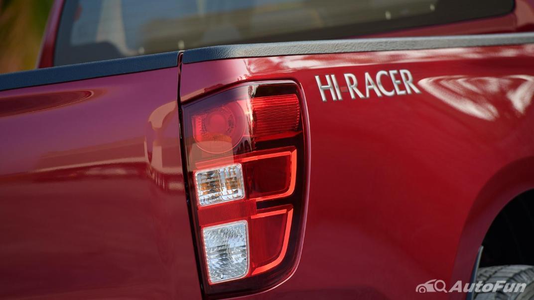 2021 Mazda BT-50 Pro Double Cab 1.9 SP Hi-Racer Exterior 008