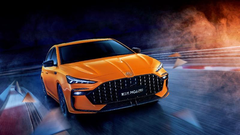 2022 MG6 Pro ปรับหน้า ทำตา 2 ชั้น  สื่อจีนอวยคล้ายรถยุโรป คาดขายไทยราคาทะลุ 1 ล้าน 02