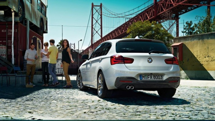 BMW 1-Series-5-Door 2020 Exterior 003