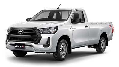 2021 Toyota Hilux Revo Standard Cab 2x4 2.8 Entry ราคารถ, รีวิว, สเปค, รูปภาพรถในประเทศไทย   AutoFun