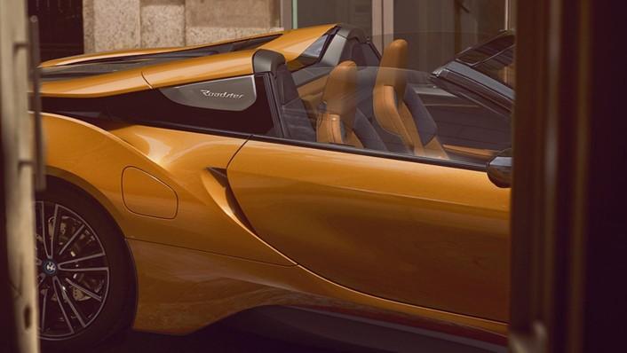 BMW I8-Roadster 2020 Exterior 008
