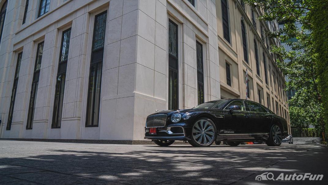 2020 Bentley Flying Spur 6.0L W12 Exterior 061