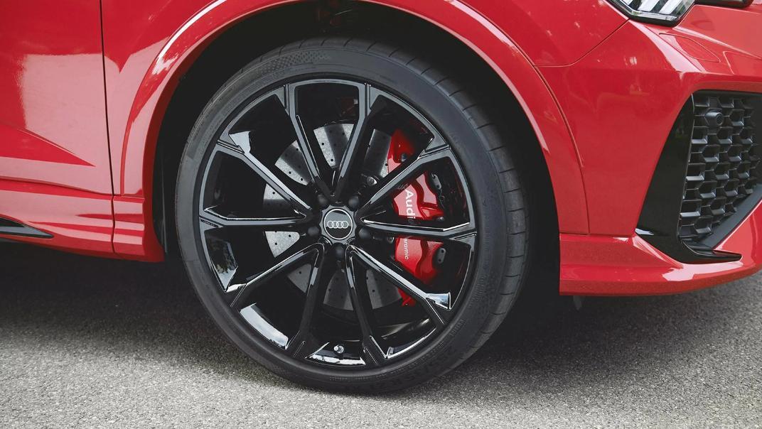2021 Audi RS Q3 Sportback quattro Exterior 005