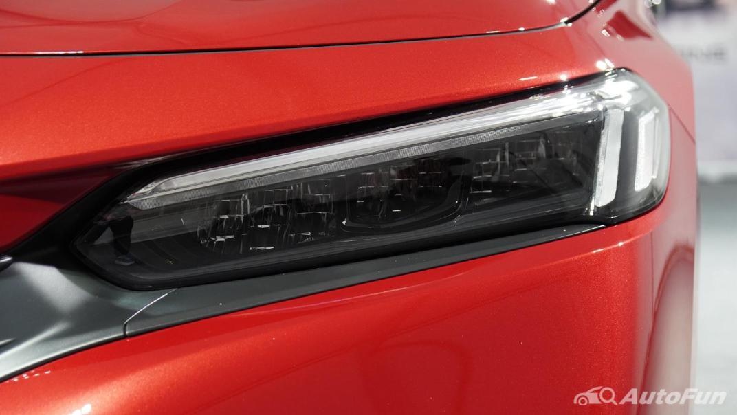 2022 Honda Civic RS Exterior 069