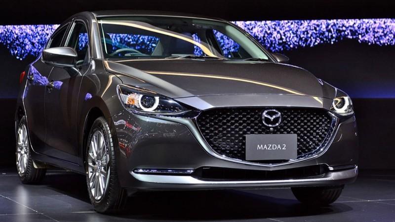 มาสด้า 2 แฮชท์แบ็ค New 2020 Mazda 2 Hatchback
