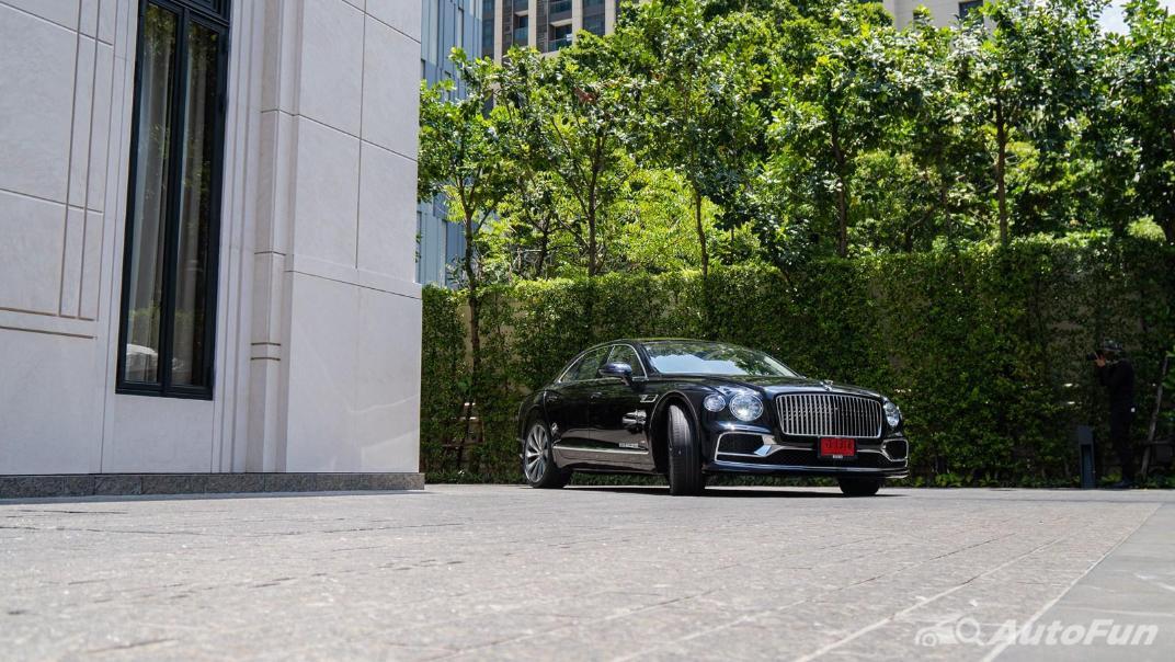 2020 Bentley Flying Spur 6.0L W12 Exterior 047