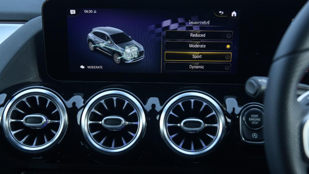 2021 Mercedes-Benz GLA-Class 35 AMG 4MATIC Interior 046