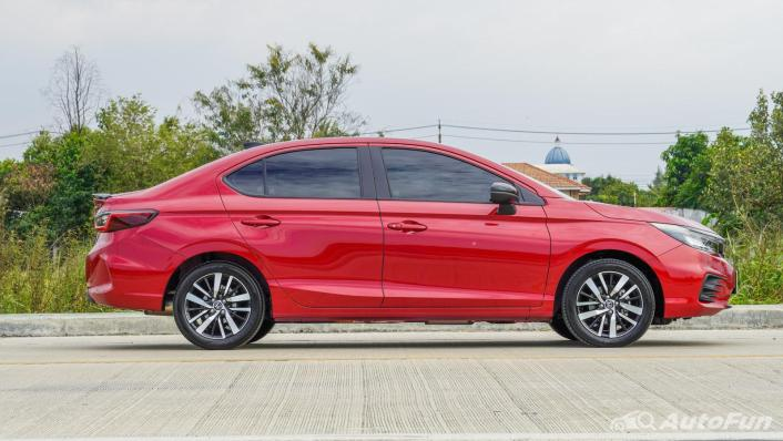 2021 Honda City e:HEV RS Exterior 004