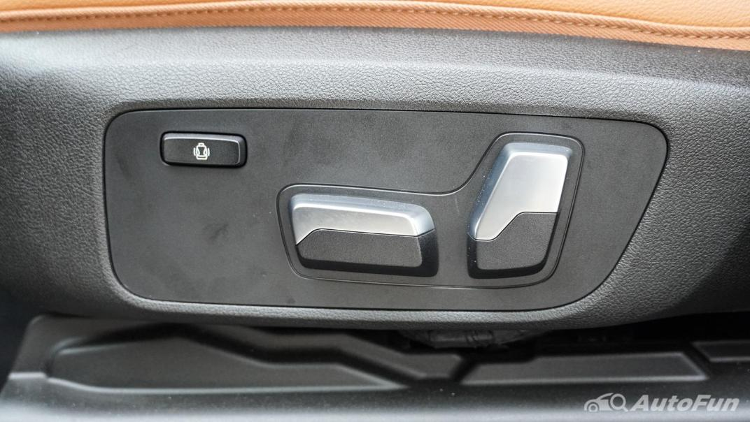 2020 2.0 BMW X3 xDrive20d M Sport Interior 050