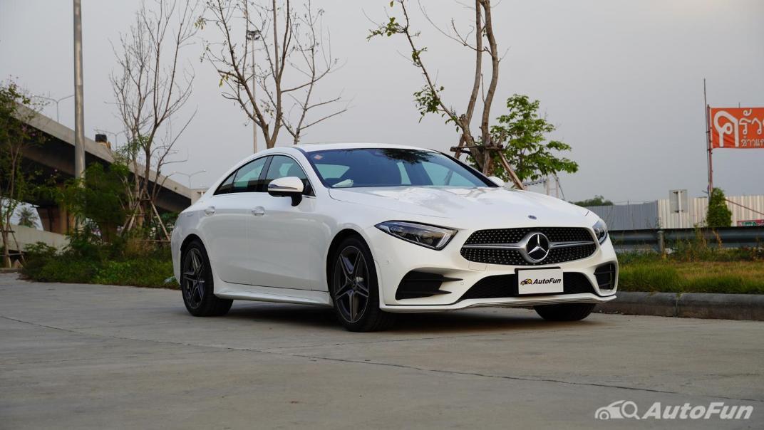 2021 Mercedes-Benz CLS 220 d AMG Premium Exterior 003