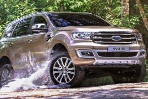 New 2018 Ford Everest ท้าแข่งความปลอดภัย 2020 Toyota Fortuner Legender