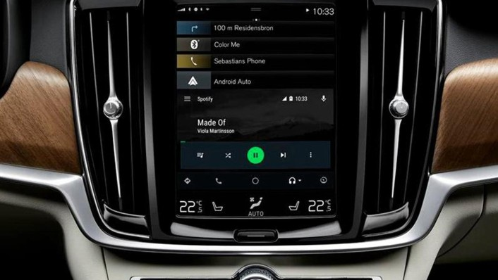 Volvo S90 Public 2020 Interior 010