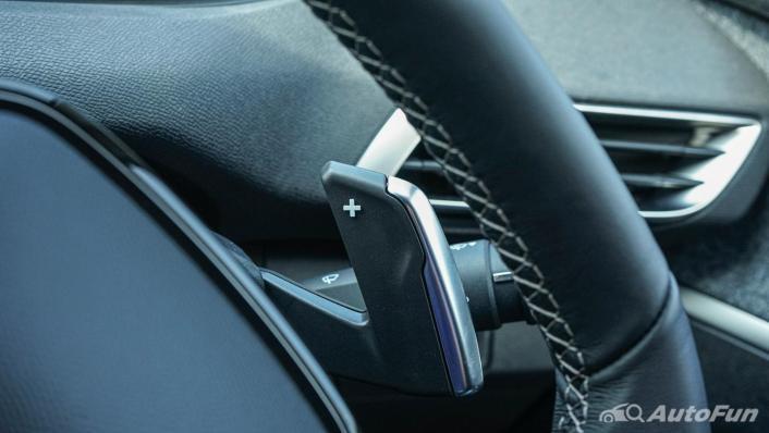 2020 1.6 Peugeot 5008 Allure Interior 007