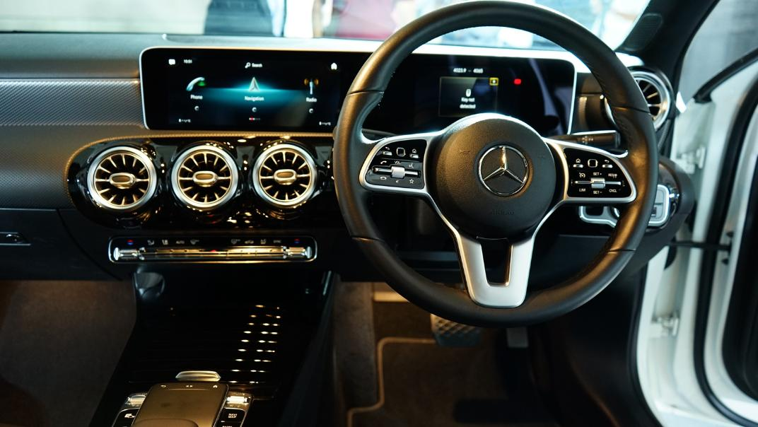 2021 Mercedes-Benz A-Class A 200 Progressive Interior 055